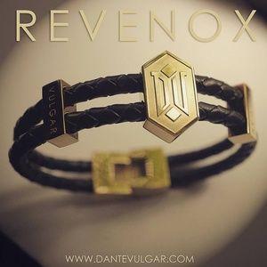 Dante Vulgar REVENOX Rose Gold Bracelet Collection